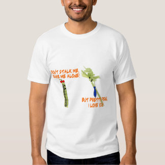 Celery Stalk And Pretty Peas T Shirt
