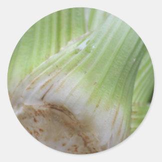Celery Sticker