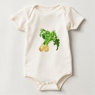 Celery Support Baby Bodysuit