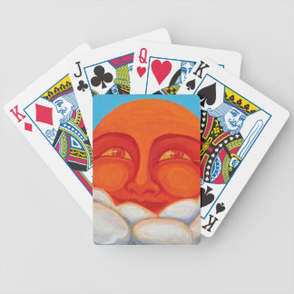 Celestial #1 Poker Playing Cards