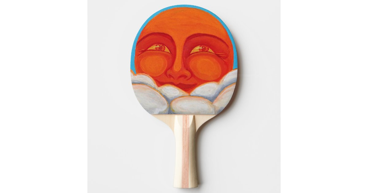 Celestial 2016 #1 Ping Pong Paddle