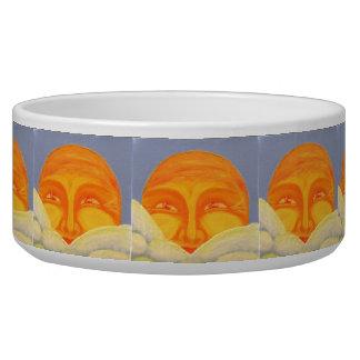 Celestial #2 Dog Bowl