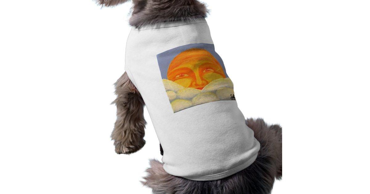 Celestial #2 Dog Tank Top