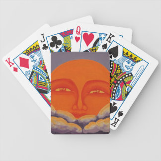 Celestial #4 Poker Playing Cards