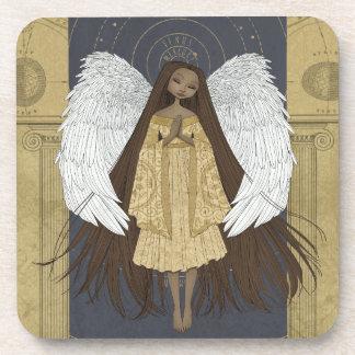 Celestial Angel Coasters (set of 6)