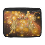 Celestial Angel Gold MacBook Sleeve