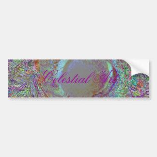 Celestial Art Bumper Sticker