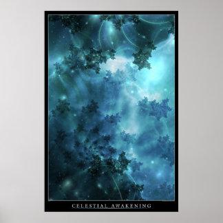 Celestial Awakening Poster