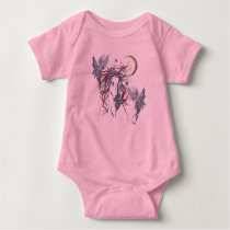 Celestial Baby Dreams Baby Bodysuit