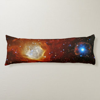 Celestial Bauble - N90 and SXP1062 space picture Body Pillow