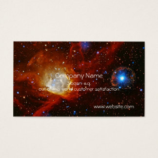 Celestial Bauble - Nebula N90 and Pulsar SXP1062 Business Card
