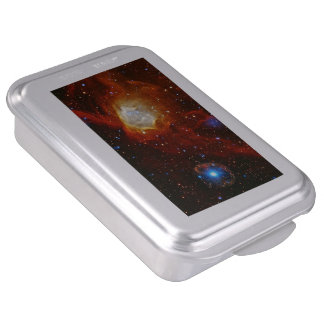 Celestial Bauble - SXP1062 astronomy picture Cake Pan