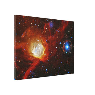 Celestial Bauble - SXP1062 space picture Canvas Print