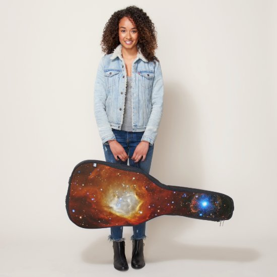 Celestial Bauble - SXP1062 space picture Guitar Case