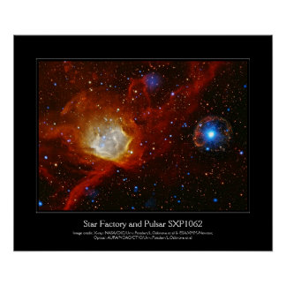 Celestial Bauble - SXP1062 space picture Poster