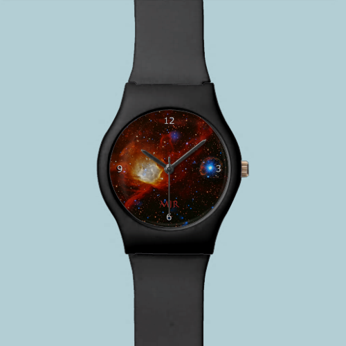 Celestial Bauble - SXP1062 space picture Wrist Watch