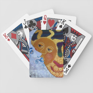Celestial Bicycle Cards