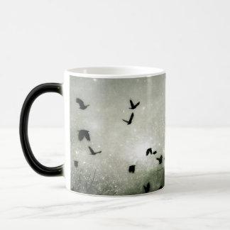 Celestial Birds Coffee Mugs