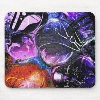 Celestial Bodies Mouse Pad