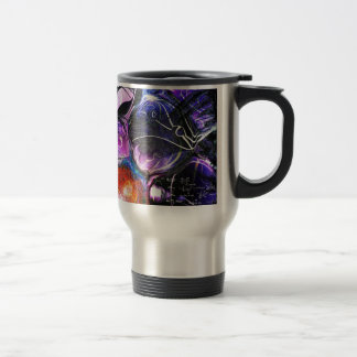 Celestial Bodies Travel Mug