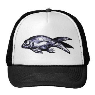 Celestial (Bubble Eye) Goldfish Trucker Hat