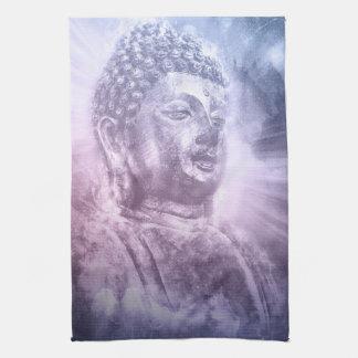 Celestial Buddha Hand Towel