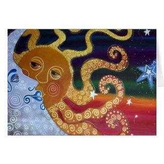 Celestial Card