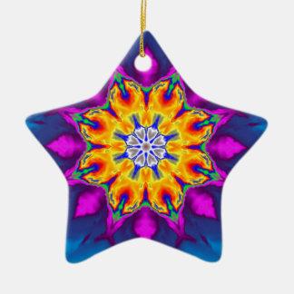 Celestial Ceramic Ornament