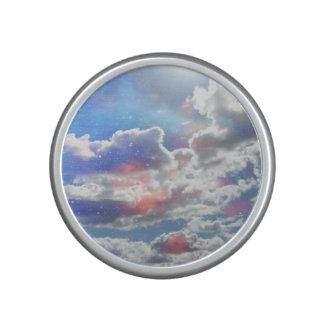 Celestial Clouds Bluetooth Speaker