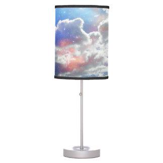 Celestial Clouds Desk Lamp