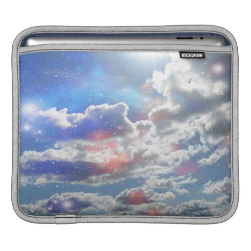 Celestial Clouds iPad Sleeve