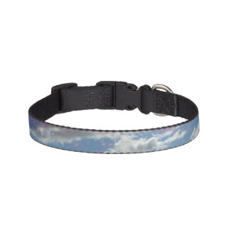 Celestial Clouds Pet Collar