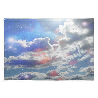 Celestial Clouds Placemat