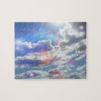 Celestial Clouds Puzzle