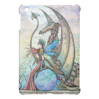 Celestial Companions Fairy and Dragon iPad Case