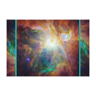 Celestial Creativity Gallery Wrapped Canvas
