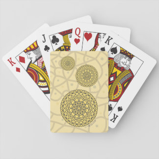 Celestial Day Classic Playing Cards