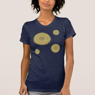 Celestial Day Women's Dark Shirt