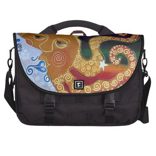 Celestial Design Laptop Bag