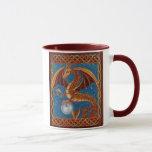 Celestial Dragon Coffee Mug
