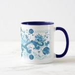 Celestial Dragon Tale Mug