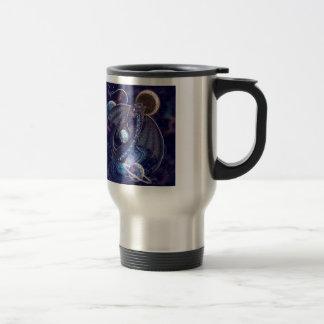 Celestial Dragon Travel Mug