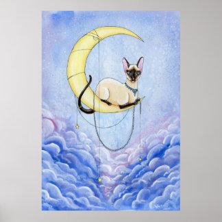 Celestial Dreamer Print