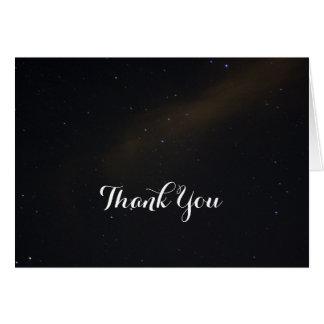 Celestial Dreams Thank You Card