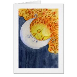 Celestial Embrace Card