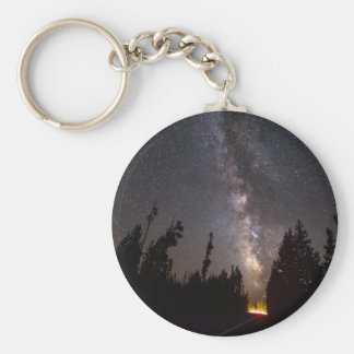 Celestial Experience Keychain