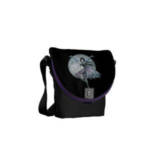 Celestial Fairy Fantasy Art Messenger Bag