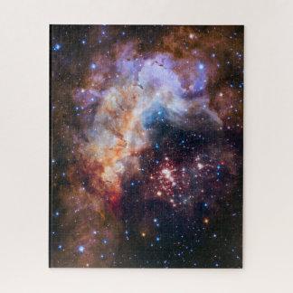 Celestial Fireworks Jigsaw Puzzle