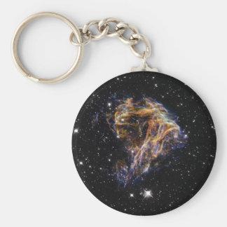 Celestial Fireworks Keychain
