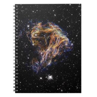 Celestial Fireworks Notebook